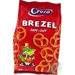 Брецелі Croco солоні 80г - купити, ціни на МегаМаркет - фото 5