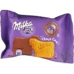 Печенье Milka покрытое молочным шоколадом 40г