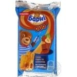 Barni with chocolate and nut filling biscuit cake 30g