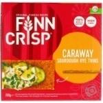 Хлебцы Finn Crisp ржаные с тмином 200г