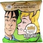 Crispbread Pop snack wheat 30g - buy, prices for Novus - image 1