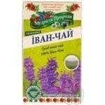 Чай Мудрість природи іван-Чай травяний в пакетиках Поліський чай 1,5г*20шт 30г