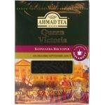 Чай Ahmad черный Королева Виктория 100г