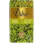 Tea Vilter green packed 25pcs 37.5g cardboard packaging
