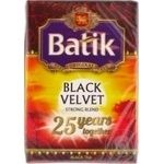 Tea Batik black 90g