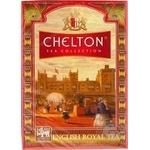 Чай чорний листовий Англійський королівський Chelton 100г