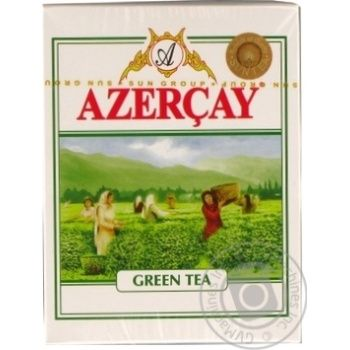 Чай зелений Azercay 100г - купити, ціни на Novus - фото 6