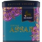 Richard Royal Assam black tea 50g