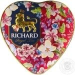 Richard Royal Heart black tea ж/б 30g