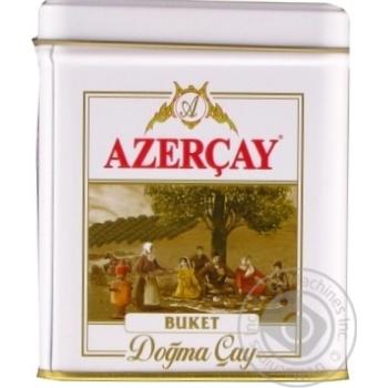 Black pekoe tea Azercay Buket large leaf 100g
