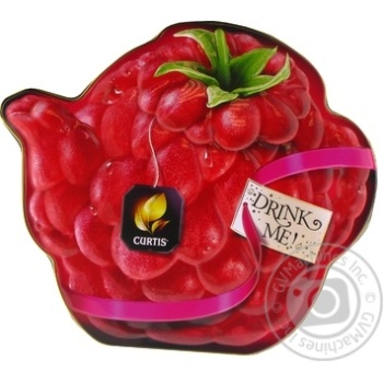 Чай Curtis Teapot Summer Berries в пирамидках 30шт*1.7г