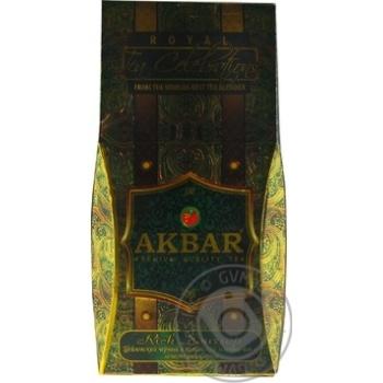Akbar Rich Soursop Black and Green Tea Blended