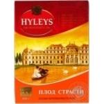 Чай Хейлиз черный крупнолистовой плод страсти 100г