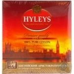 Hyleys English black tea 2g*100pcs