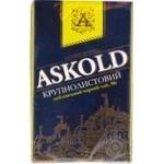Чай черный Askold крупнолистовой 90г