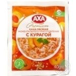 Axa with dried apricots quick-cooking oatmeal 40g