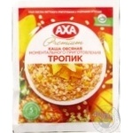 Pap Axa oat tropical fruit ready-to-cook 40g