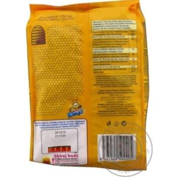 Сніданок сухий готовий Зернові кільця з медом Bona Vita 375г - купить, цены на Novus - фото 6