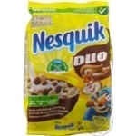 Nesquik Duo Dry Breakfast 460g