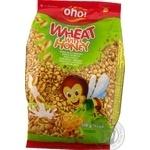 Сніданок сухий готовий OHO Повітряні зерна пшениці з медом 500г