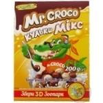 Кульки Золоте Зерно Mr.Croco шоколадно-молочні мікс 200г