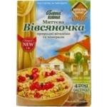 Oatmeal porridge Vasha Kasha Ovsyanochka instant 420g