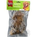 Topsi for dogs dried beef tripe 60g