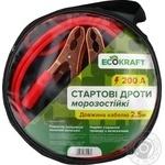 Старт-кабель EcoKraft 200A