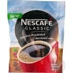 Кофе Nescafe Classic растворимый 120г