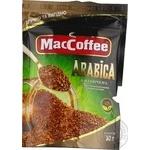 Кофе MacCoffee Arabica натуральный растворимый сублимированный 30г