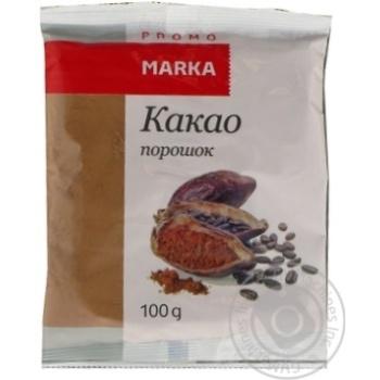 Какао порошок Marka Promo 100г