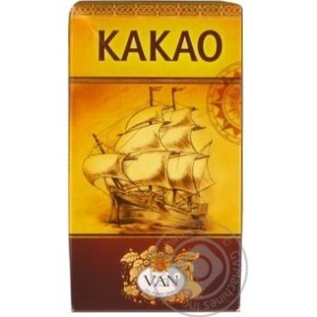 Какао Van экстра-темное 75г - купить, цены на Novus - фото 2