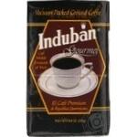 Coffee Induban gourmet ground 250g