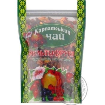Чай Мультифрукт Карпатский Чай 100г