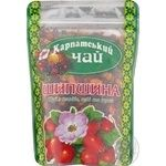 Tea Karpatsky Chay rosehip berries and herbs 100g