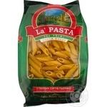 Макароны перья Ла паста 400г
