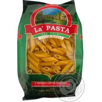 Макароны перья Ла паста 400г - купить, цены на Ашан - фото 5