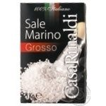 Соль морская Casa Rinaldi Grosso 1кг