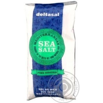 Salt iodinated 1000g - buy, prices for Novus - image 1