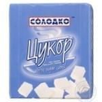 Сахар прессованный Солодко быстрорастворимый 250г