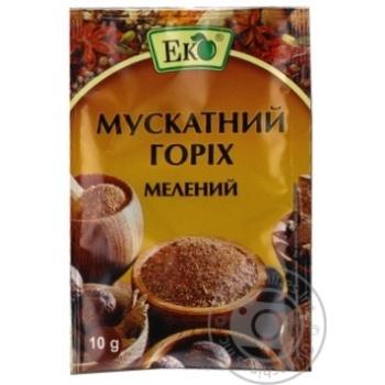 Мускатный орех Эко молотый 10г