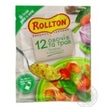 Rollton 12 vegetables and herbs spices 80g