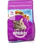 Корм сухой Whiskas для взрослых кошек с тунцом 300г - купить, цены на Novus - фото 3
