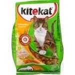 Корм для кошек Kitekat курочка с овощами 400г