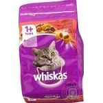 Whiskas Beef Dry For Cats Food