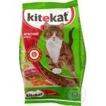 Корм для кошек сухой Kitekat Мясной Пир 400г - купить, цены на Novus - фото 1