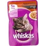 Whiskas With TurkeyIn Sause For Cats Food