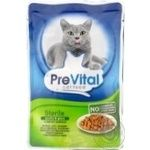 Prevital for cats in sauce with poultry meat food 100g