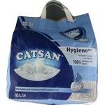Cat litter Catsan Hygiene plus 10kg