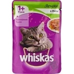 Whiskas With Lamb Meat In Jelly For Cats Food - buy, prices for Furshet - image 6